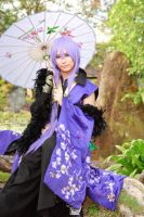 Vocaloid Setsugetsuka - Gakupo by Xeno-Photography