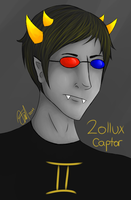 :hs: Sollux Captor by Mellaa