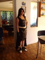 Tifa Lockhart Cosplay COMPLETE by foreverfrostwings