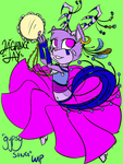 Gypsy Song - Rough Draft by invadersxix614