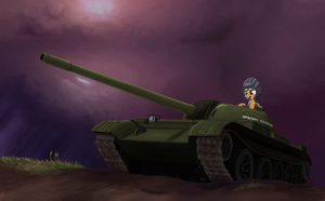 T-54 by MrScroup