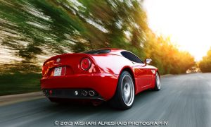 Competizione by Mishari-Alreshaid