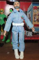 MEGO CUSTOMS: RETIRED ACTION JACKSON by monitor-earthprime