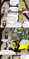 Dipper and bill Part 1 by TheUndeadBrother
