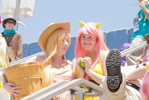 Anime Expo 2013 Day 04 - 084 by HybridRain