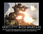 Don't F--- with Spartans by Volts48