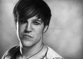 Fall Out Boy - Pete Wentz by Cataclysm-X