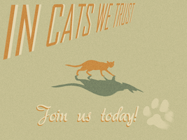 In cats we trust by helca-k