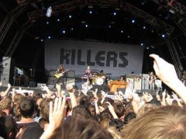 THE KILLERS IN AUSSIE by xenophobiasye