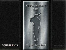 FINAL FANTASY VIII - SQUALL COLLECTIBLE ITEM by Nightphoenix2
