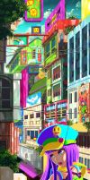 Arcade Town by paranJ