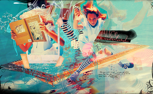 alice in waterland by Yeloz