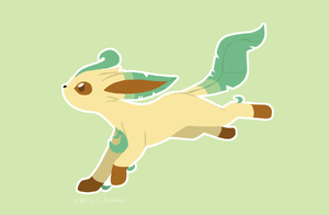 leafy by ShinyVulpix