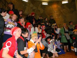 Naruto Colossalcon Group by EndOfGreatness