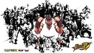 Street Fighter IV by LordTano
