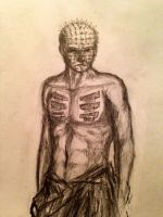 Pinhead by RelentlesBloodWolf00