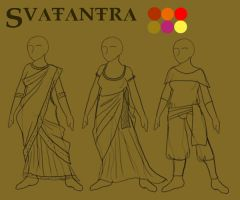 Shuri Pura, Svatantra Fashion by JTPepper09