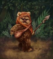 StarWars, Ewoks by Chehorda