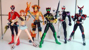 SH Figuarts Lineup May 2011 by ChristianPrime1-Bot