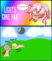 Light Gone Mad: Hopey Dopey by shuzzy
