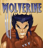 Wolverine COLORED 2010 by LucasAckerman