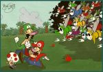 Mushroom Kingdom War 3 by Themrock