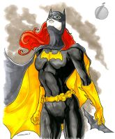 Batgirl by Iconograph