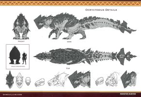 Oryctomus Details by Tchukart