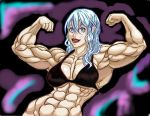 Aedis Eclipse Muscle Alice Colored by ddd09ish1