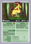 KDTTCG - Krypto Phone Card by RacieB