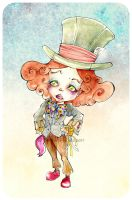 Mad Hatter by NobuSama