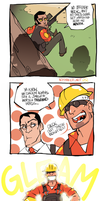 TF2: Dental Work 02 by karniz