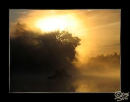 Untitled Morning Luck Fog by dugonline