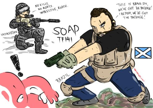 Soap by EnzoLuciano93