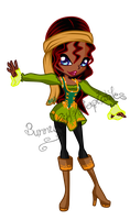 Chibi pirate adopt 1 .:Closed:. by BunnyGirlAdoptables
