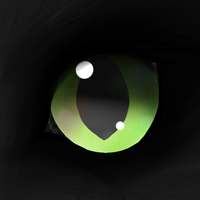 In The Eye Of A Kitten by RomanticPurgatory