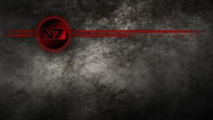 Renegade N7 wallpaper by shatinn
