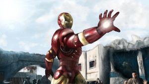 Ironman  complete by ShadowSnake67