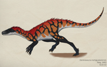 049--HERERRASAURUS ISCHIGUALASTENSIS by Green-Mamba