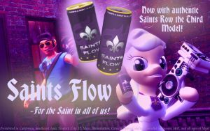 Saints Flow - AVAILABLE NOW FOR GMOD and TF2 (V2) by Andrewnuva199