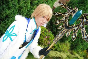 Tsubasa Reservoir Chronicle - Fai by Xeno-Photography