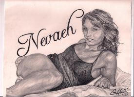naughty nevaeh by clebdiddy