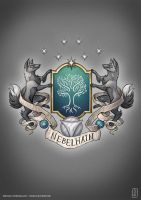 Coat of Arms -  Phelix by GaiasAngel