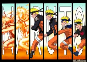 Naruto Growing Up by titan-415