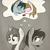Because we are like minded. by Balloons504
