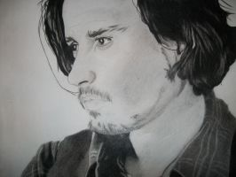 Johnny Depp by naruto32
