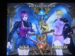 Gaz vs. Mandy in Soul Calibur by Darkmoose84