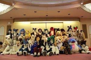 japanese fursuit event by yu-kiccho