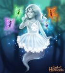 Gee and the Overtone Fairies by madam-marla