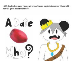 Prince of Panda Q/A #2 by Animepandaneco